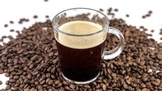 雑味のあるコーヒー