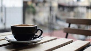 酸化したコーヒー