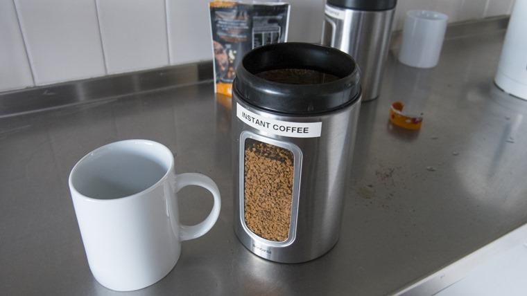 まずいインスタントコーヒー