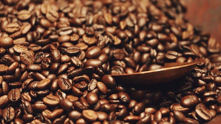 キューバのコーヒー豆