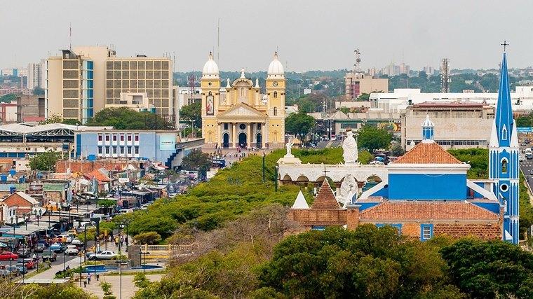 ベネズエラの風景