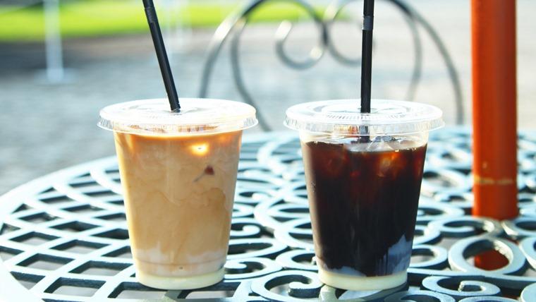 練乳入りベトナムコーヒー