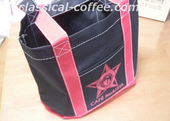 カフェパウリスタのトートバッグ