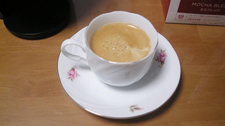 ネスカフェアンバサダーのコーヒー